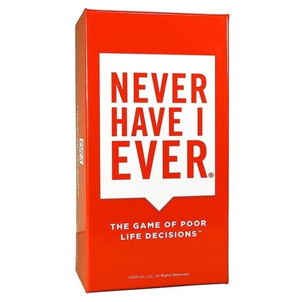Never Have I Ever !