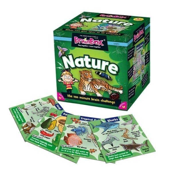 BrainBox Nature Contents