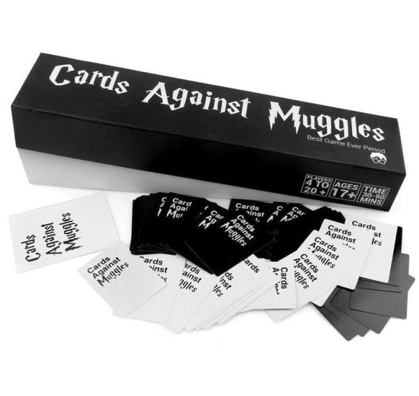 Cards Against Muggles Contents