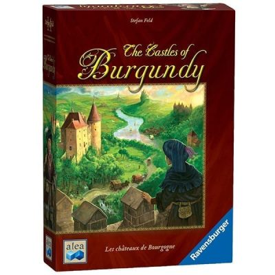 Castles of Burgundy Box