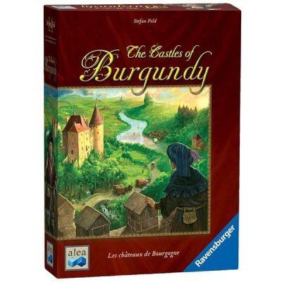Castles of Burgundy Box