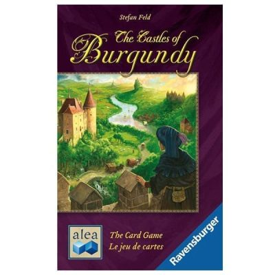 Castles of Burgundy Cards Box