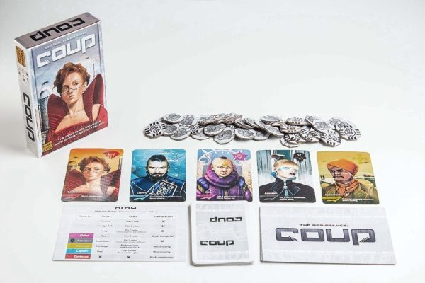 Coup Contents