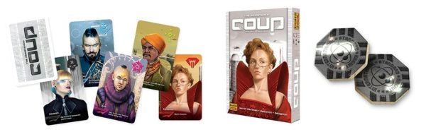 Coup Detail