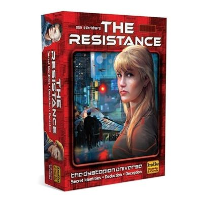 The Resistance Box