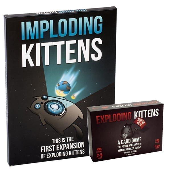 Exploding Kittens Bundle