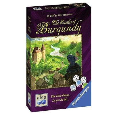 Castles of Burgundy Dice