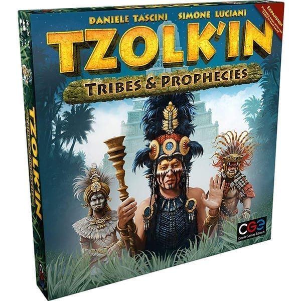 Tzolkin_Tribes and Prophecies