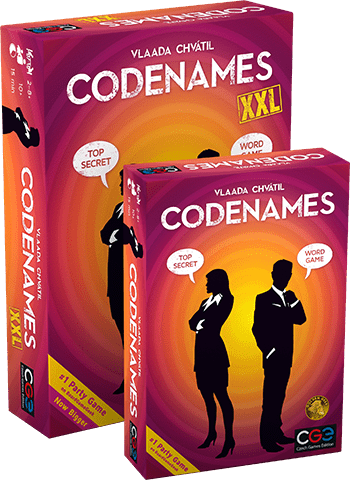 Codenames XXL Comparison