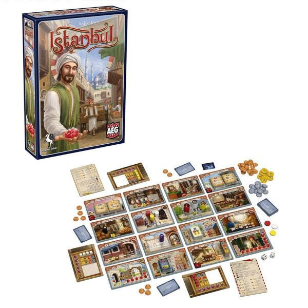 Istanbul Contents