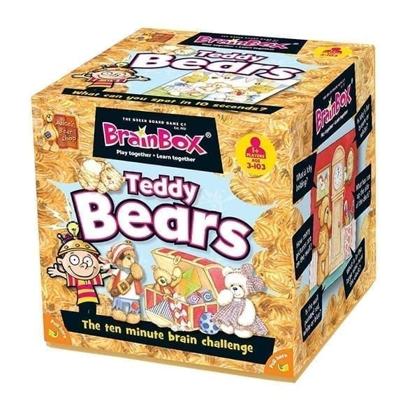 Brainbox Teddy Bears