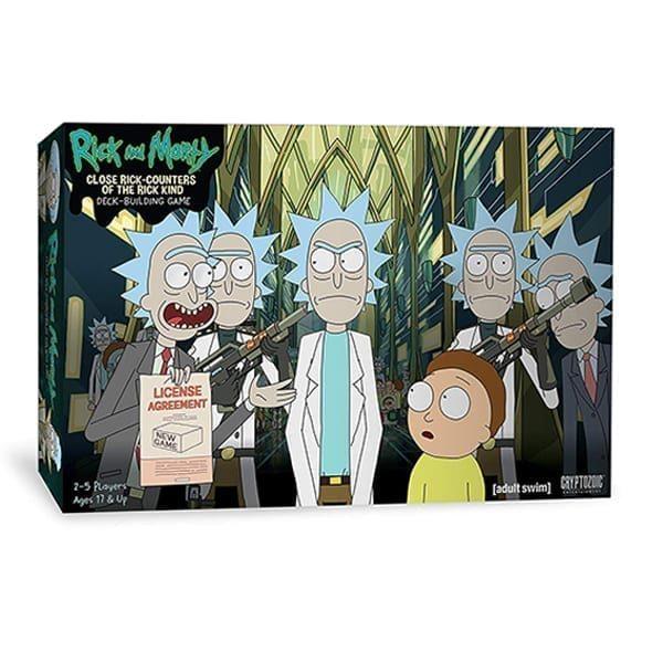 Rick and Morty Close Rick-Counters of the Rick Kind