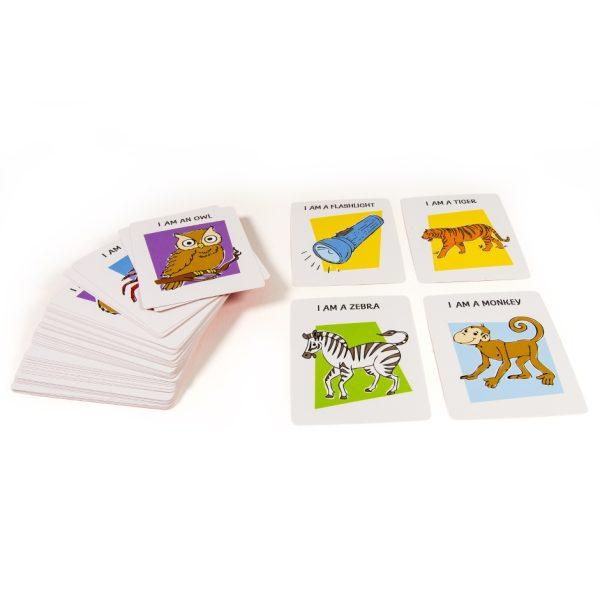 Headbandz Cards