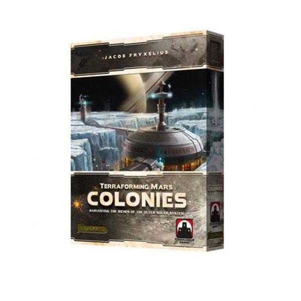 Terraforming-Mars-Colonies