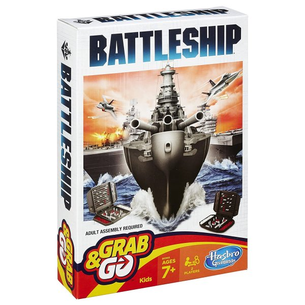 Battleship – Grab & Go